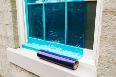 Norden Dust Covers Window & Glass Protection Film