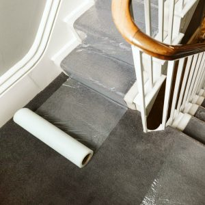 Buy Eazi Roll Carpet Protection Film Online From Norden Dust Covers