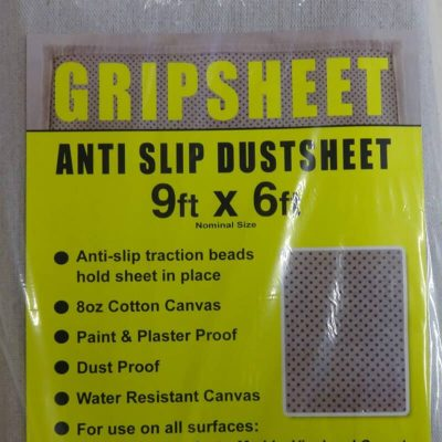 Buy Gripsheet Anti-Slip Dust Sheets Online From Norden Dust Covers