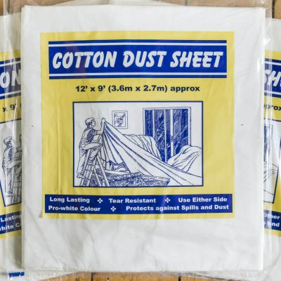 Buy Heavy Duty Dust Sheets Online From Norden Dust Covers