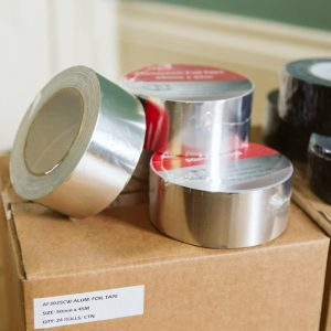 Buy Aluminium Foil Tape From Norden Dust Covers Online