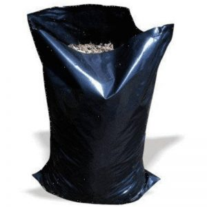 Buy Black Polythene Rubble Sacks From Norden Dust Covers Online