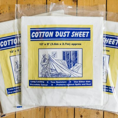 Buy Heavy Duty Dust Sheets From Norden Dust Covers Online