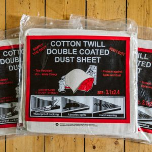 Buy Laminated Cotton Dust Sheets Online From Norden Dust Covers